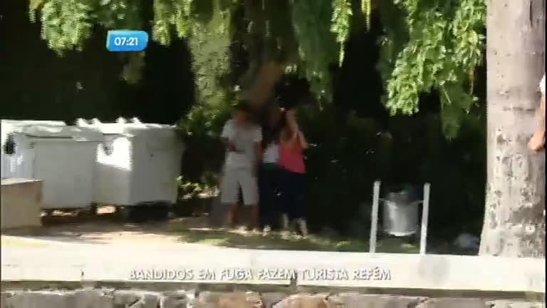 Bandidos fazem turista refém em Belém - Notícias - R7 Balanço ...