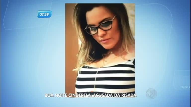 Mulher dá risada ao ser presa em Marília (SP) - Notícias - R7 SP no Ar