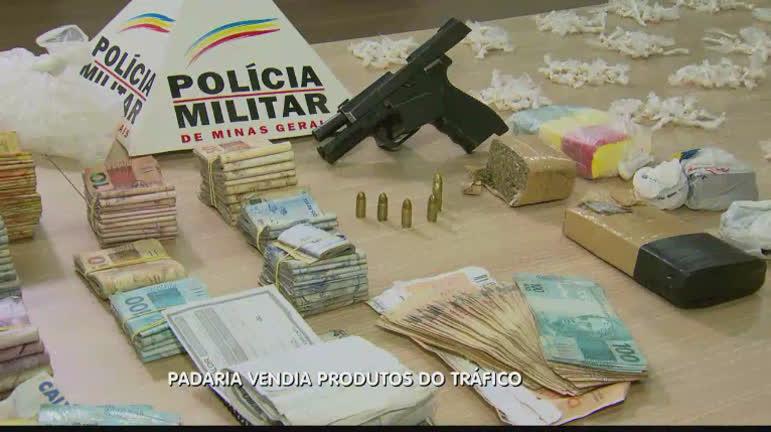Padaria de fachada era ponto de venda de drogas em Lagoa Santa ...