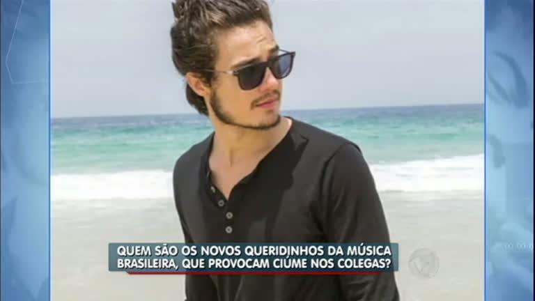Hora da Venenosa: Lucas Lucco e Tiago Iorc causam ciúmes nos ...