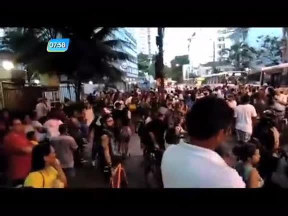 Amigos protestam pela morte da ciclista Júlia Resende em Botafogo ...