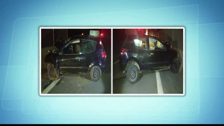 Famílias pedem punição para motorista suspeito de provocar ...