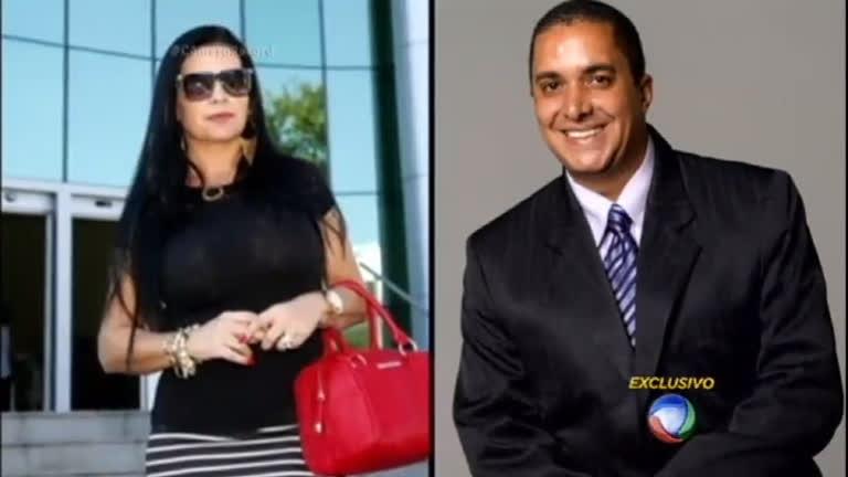 Solange Gomes briga na Justiça para Waguinho pagar pensão para ...
