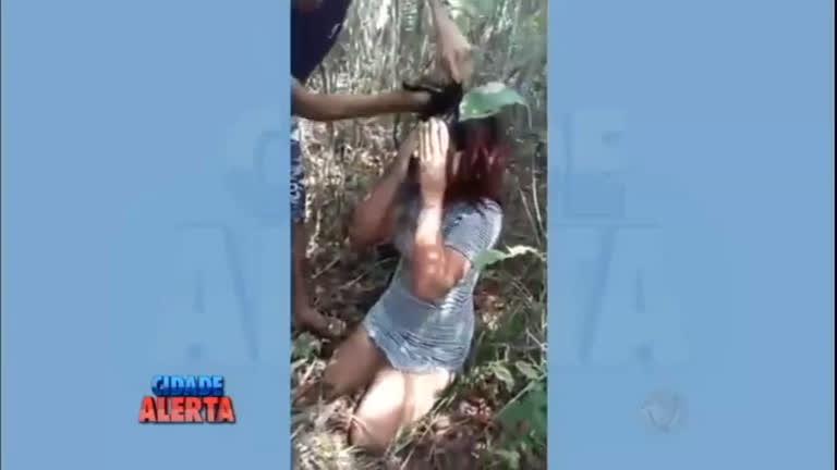 Homem espanca ex-mulher e publica vídeo da agressão nas redes ...