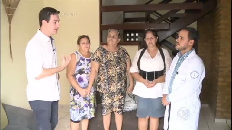 Médico visita mulher mais gorda do Brasil e avalia possibilidade de ...