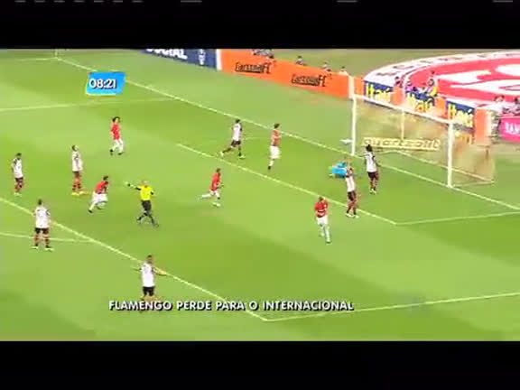 Flamengo perde e Palmeiras abre quatro pontos de vantagem no ...