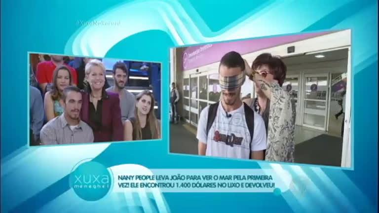Veja os melhores momentos do programa da Xuxa desta segunda ...