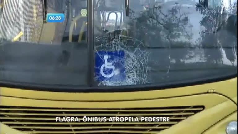 Mulher morre atropelada por ônibus em Londrina (PR) - Notícias ...