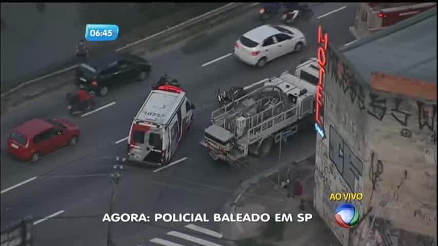 Bandidos atacam posto policial e explodem caixas eletrônicos em ...