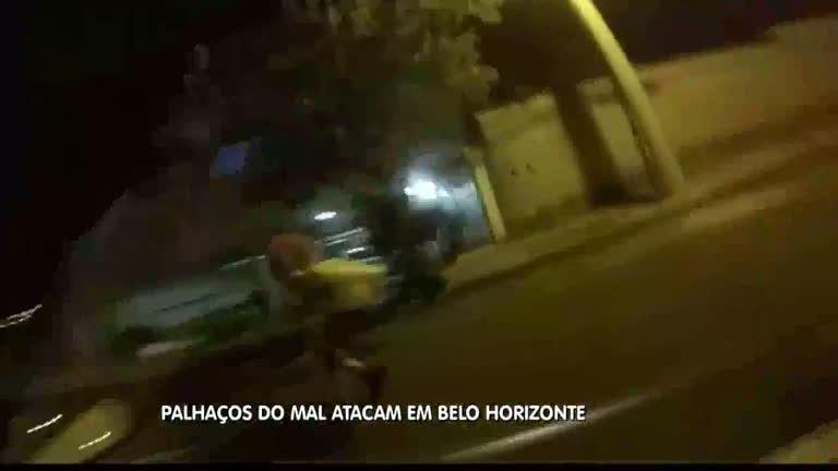 Youtuber grava vídeo com ataque de palhaço em BH - Minas Gerais ...
