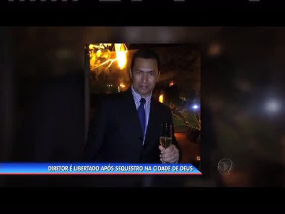 Diretor é liberato após sequestro na Cidade de Deus - Rio de ...