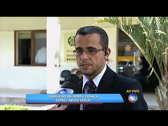 Família de PM assassinada: entrevista com delegado responsável ...