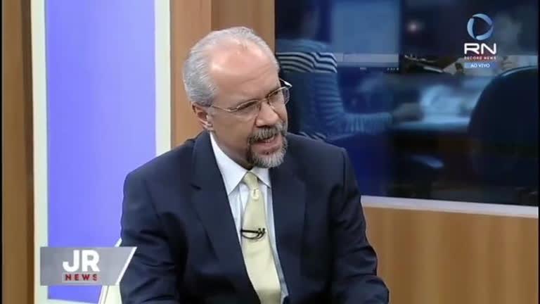 Advogado criminalista fala sobre a prisão de Eduardo Cunha