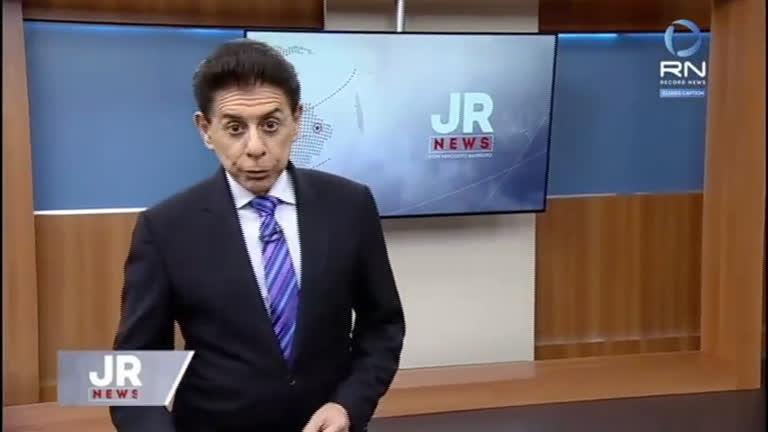 Veja o Jornal da Record News desta sexta-feira (21)