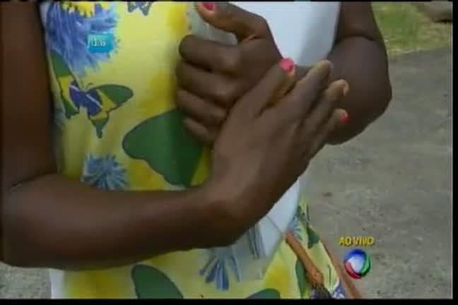 Mulher diz ter sido atacado com seringa na av. sete