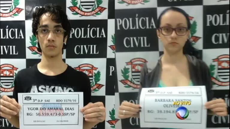 Polícia prende casal que torturava filha de quatro meses - Notícias ...