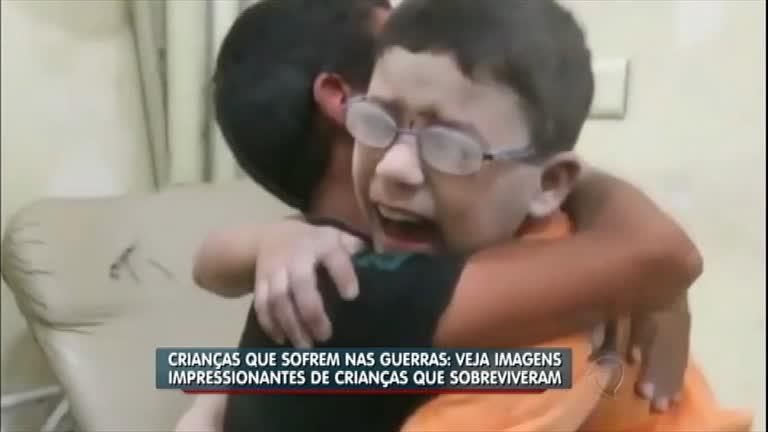 Balançou Você mostra o sofrimento das crianças vítimas…