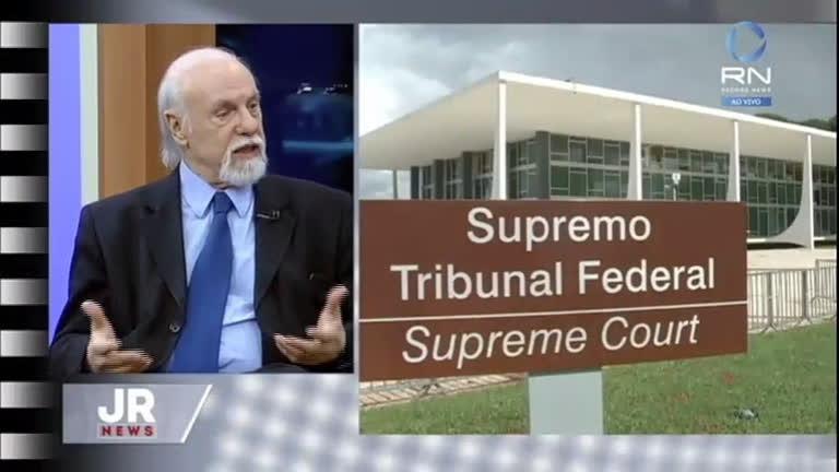 Clovis Beznos dá sua opinião sobre escolha de ministros para o STF