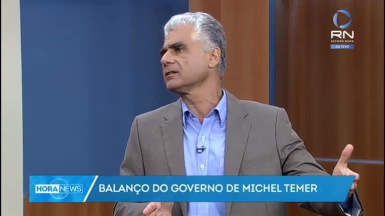 Rui Tavares Maluf analisa os seis meses do Governo Temer