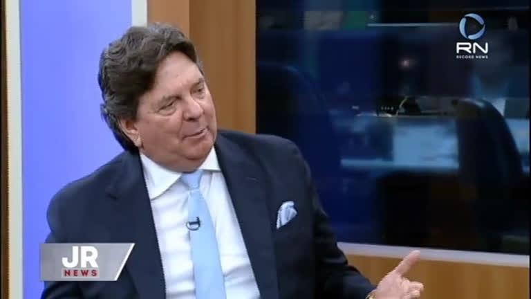 Alberto Saraiva diz que é preciso usar o verbo acreditar em meio à crise