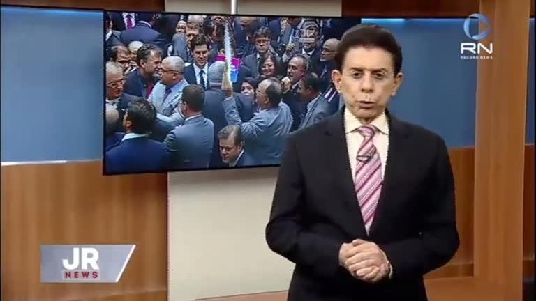 Veja a íntegra do Jornal da Record News desta terça-feira (25)