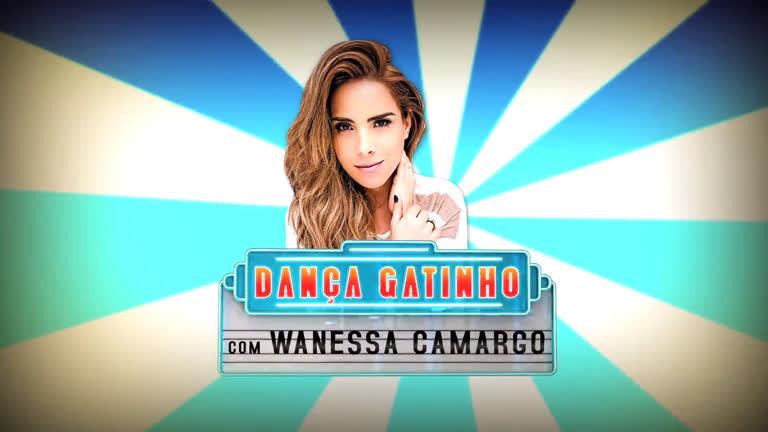Wanessa Camargo agita o Dança, Gatinho! deste domingo