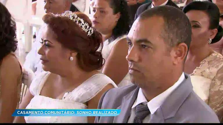 Defensoria Pública promove casamento comunitário em Santa…
