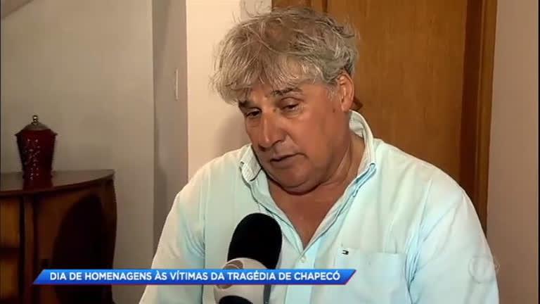 Famílias dos jogadores da Chapecoense tentam buscar forças para superar as mortes na tragédia