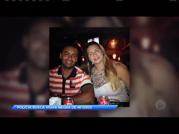 Polícia busca mulher suspeita de mandar matar o marido
