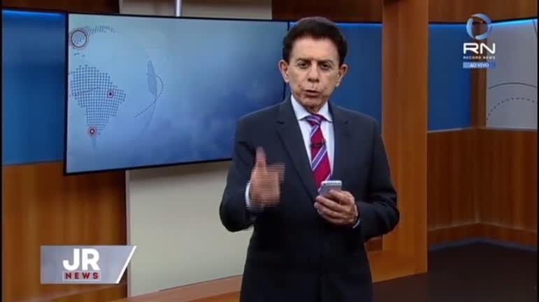 Veja a íntegra do Jornal da Record News desta sexta-feira (9)