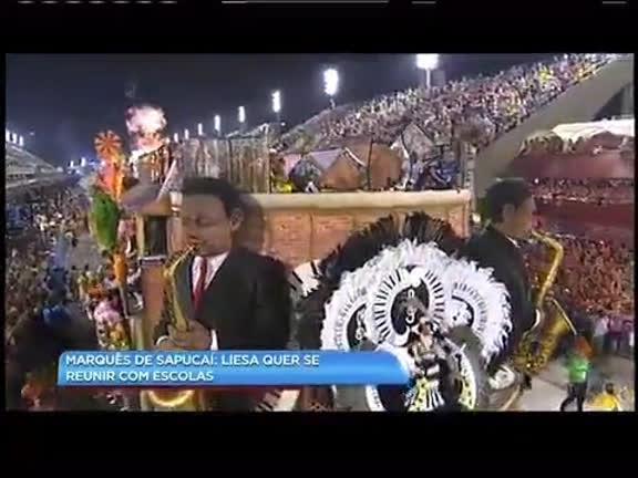 Após acidentes, Liga das escolas de Samba do Rio deve se…