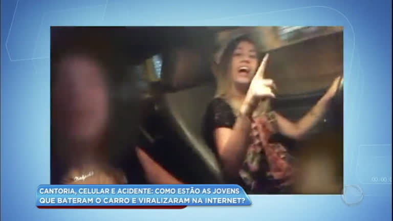 Balanço Geral conversa com jovens que sofreram acidente de carro e  viralizaram na web - RecordTV - R7 Balanço Geral 8cd270430fdc6