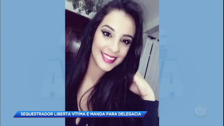 5fa19a755 Jovem é sequestrada na porta de casa e vive horas de terror na mão de  bandido - RecordTV - R7 Cidade Alerta