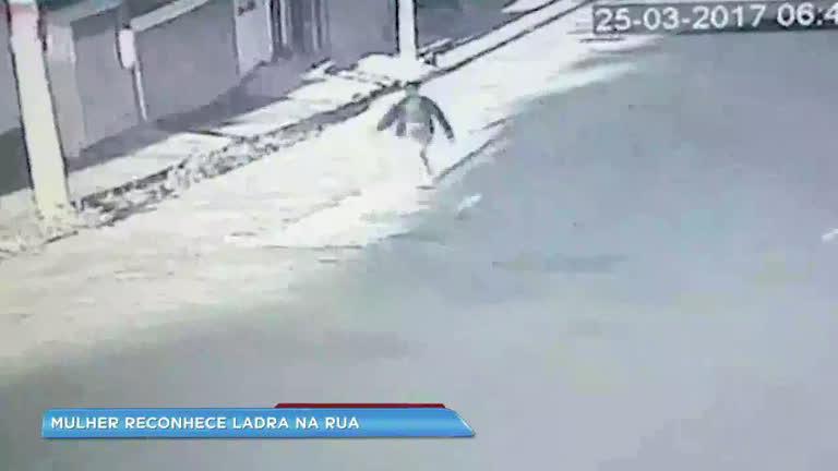 Mulher procura ladra de celular pelas ruas de Varginha (MG)