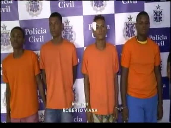 Suspeitos de matar sargento são presos