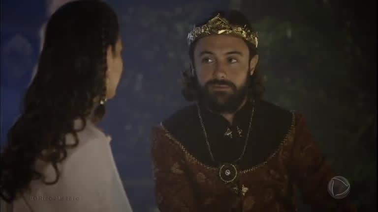 Evil-Merodaque confessa medo do casamento e recebe conselhos de Kassaia