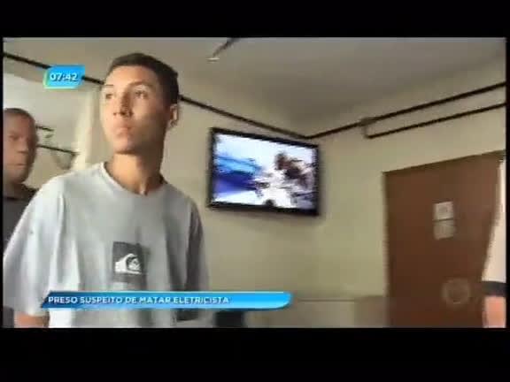 Suspeito de matar jovem em Nova Iguaçu é preso; vítima…
