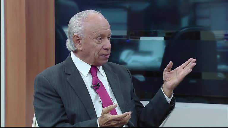 Ex-diretor-geral da ANP avalia situação da Petrobras após escândalos…