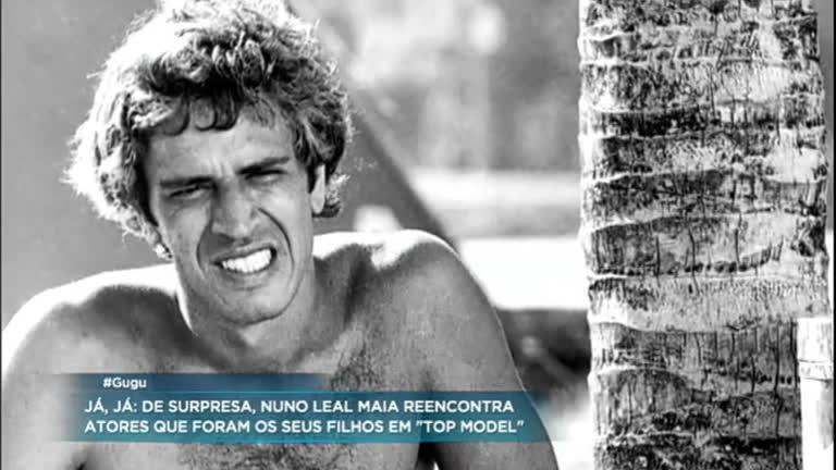 Afastado da TV, Nuno Leal Maia relembra papeis mais polêmicos…