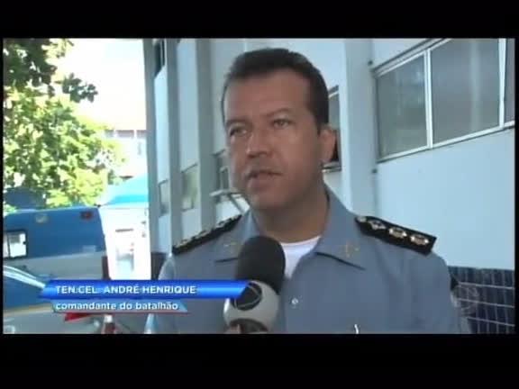 Polícia Militar diz que possibilidade de PMs serem baleados em ação é 765 vezes maior do que um soldado de guerra