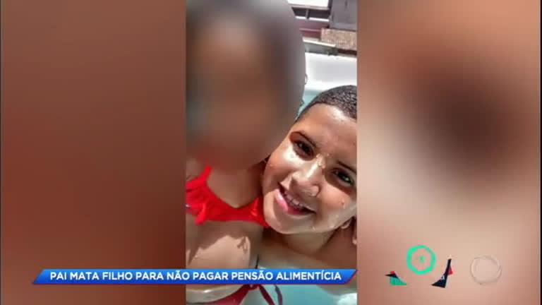Pai Mata Filho Para Não Pagar Pensão Alimentícia Recordtv R7