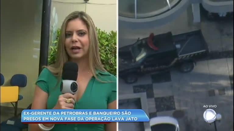 Ex-gerente da Petrobras e banqueiro são presos na operação…