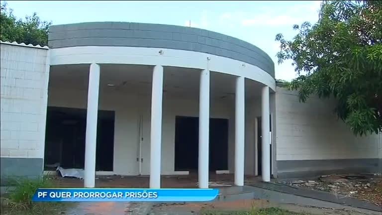 Polícia Federal pede prorrogação de prisões envolvendo Estádio Mané Garrincha