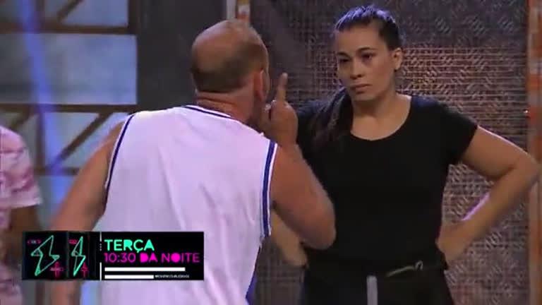 Tensão aumenta entre Rafael Ilha e Ana Paula nesta terça-feira…