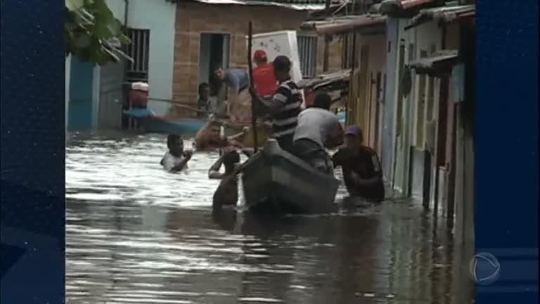 Fortes chuvas causam estragos e mortes em Alagoas e Pernambuco…
