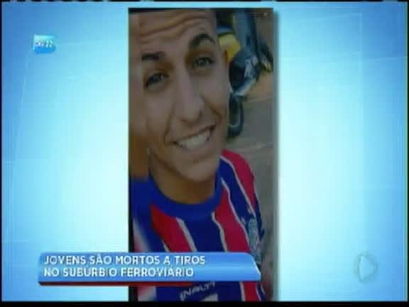 Jovens de 19 anos são executados próximo a cemitério…