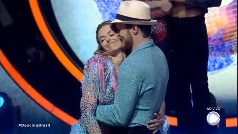 Bianca Rinaldi é a sétima eliminada do Dancing Brasil