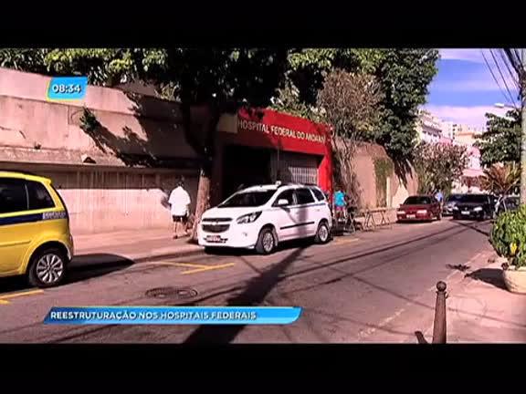 Ministério da Saúde anuncia reestruturação nos hospitais…