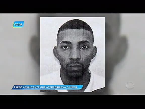 Polícia prende assaltante que aterrorizava o Méier, na…