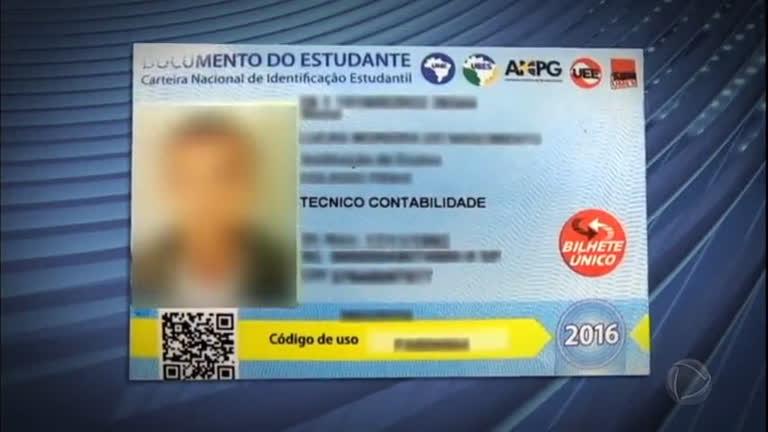 Esquema Frauda Emissão De Carteirinha De Estudante Em São Paulo